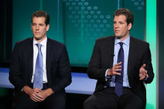 Bitcoin will someday be worth as much as 40 times its current value, says Cameron Winklevoss