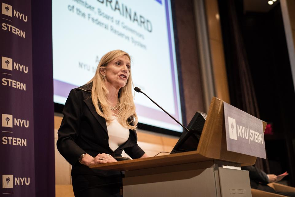 U.S. Fed Governor Brainard Talks On 'Increasing Participation' Of Black Women In Economics