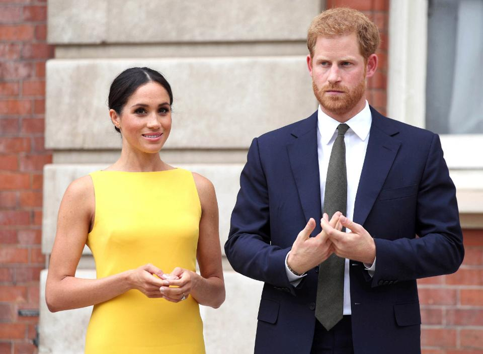 Meghan Markle: Does The British Tax Payer Know How Much 'Me-Gain' Royal Is Costing?