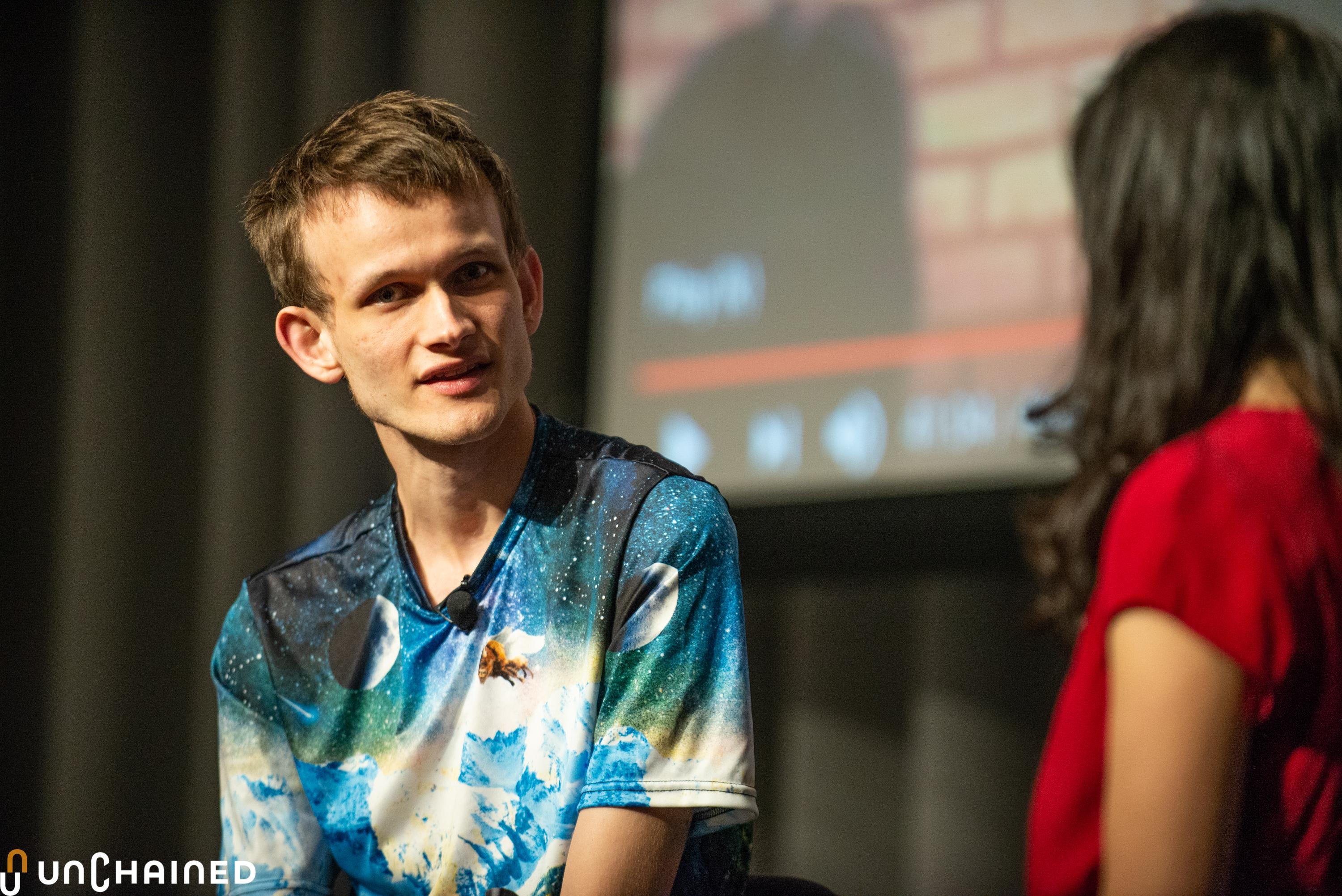 Vitalik Buterin on Why Ethereum Has Lost Some of Its Lead​