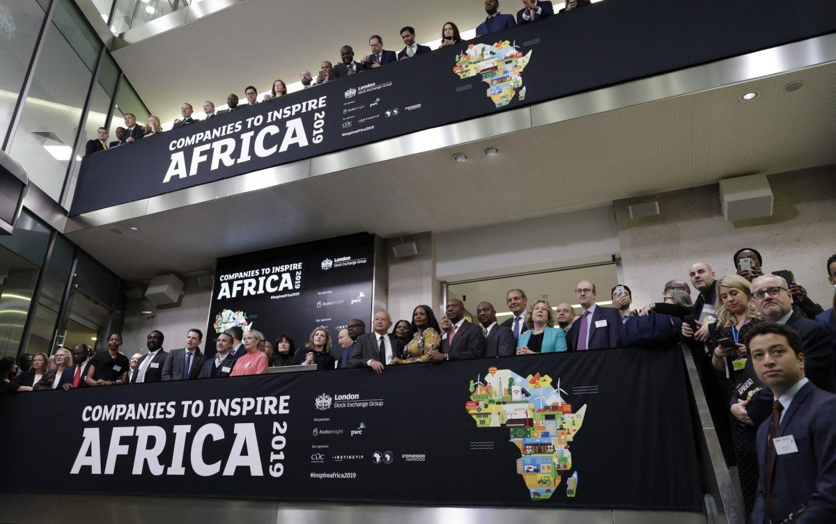 LSE's 'Companies To Inspire Africa 2019' Report Shows 46% CAGR Revenue