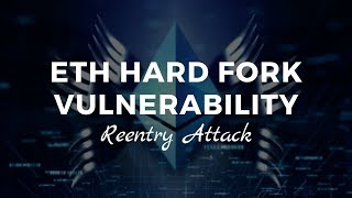 ETH Hard Fork Vulnerability - Reentry Attack